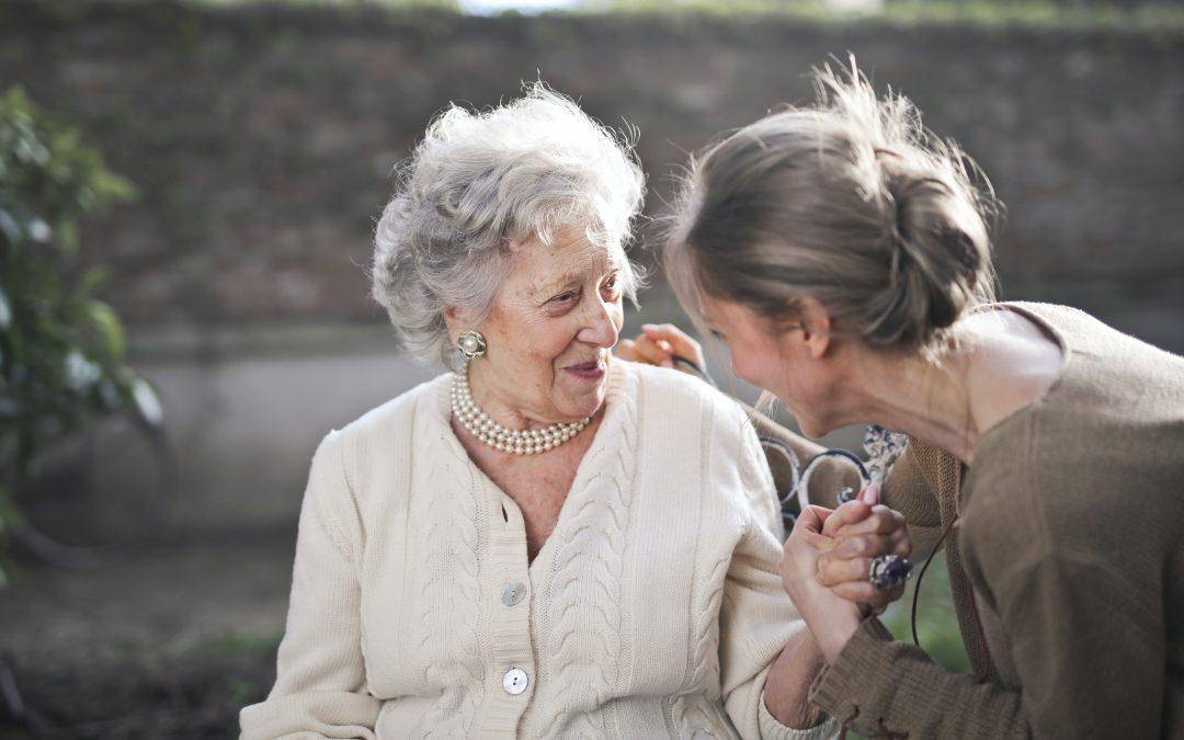 Sådan kan du gøre den sidste tid for ældre familiemedlemmer til en skøn tid