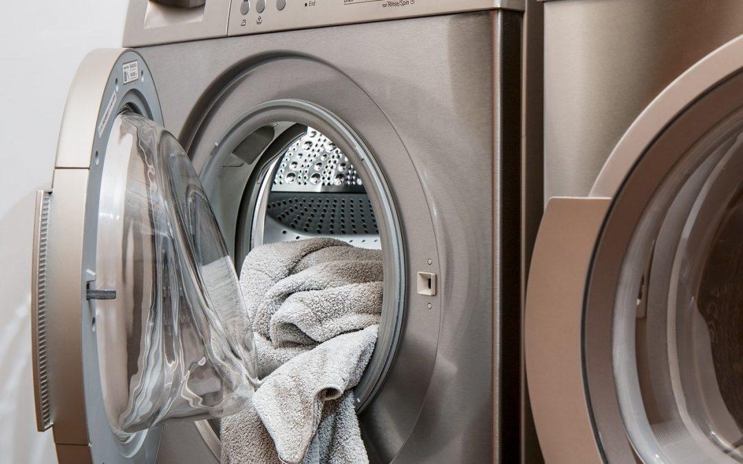 Sådan dæmper du larmen fra vaskemaskinen